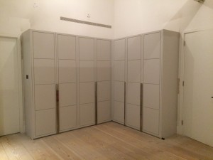 Finished & Reistated Wardrobes, super Fine Finish, high end quality.
